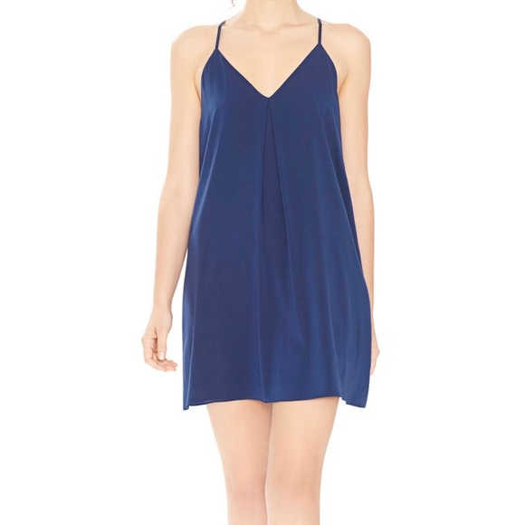 Alice + Olivia Dresses & Skirts - Alice + Olivia Racer Back Mini Dress
